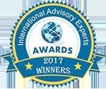 International Advisory Experts Awards 2017 Winners