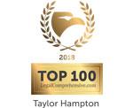 Legal Comprehensive 2018 Top 100 Award