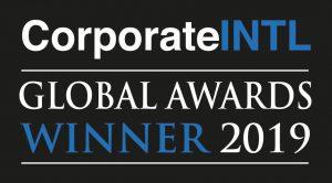 Corporate INTL Global Awards Winner 2019