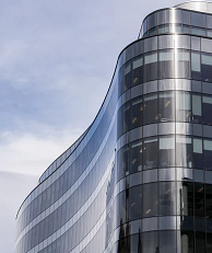 Photo of office building in city of london